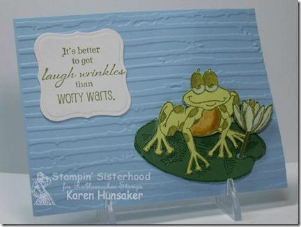 frog warts