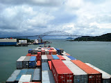 Panama Canal - Bridge of the Americas