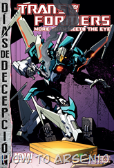 Actualización 18/03/2015: Transformers - More than Meets the Eye #38 por Darkscreamer, Byjana y Serika.