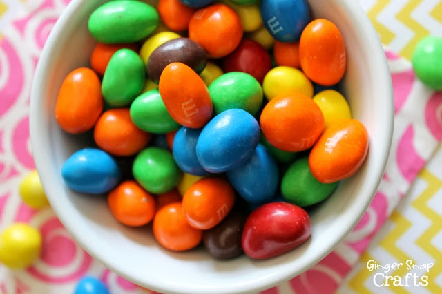 #BakingIdeas baking with M&Ms #shop