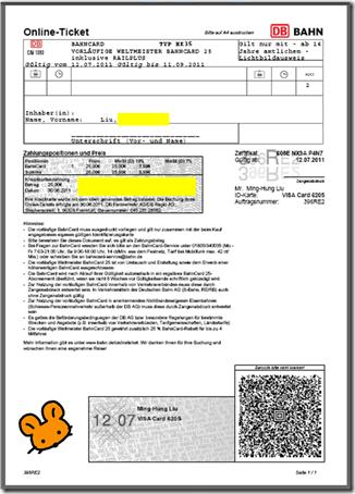 BahnCard11