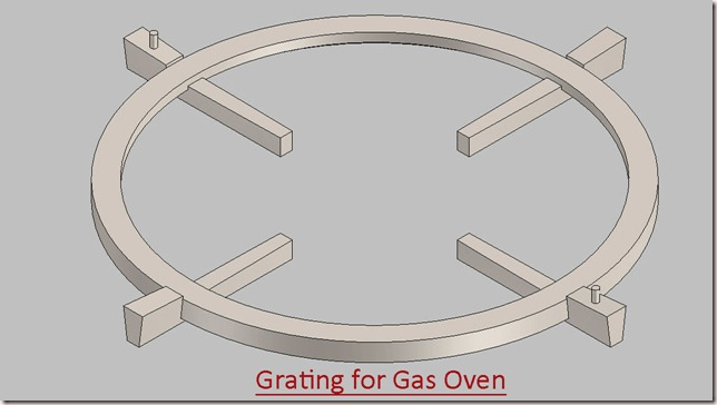 Grating for Gas Oven_2