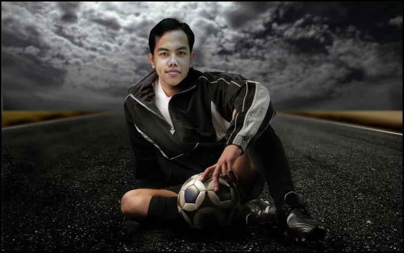 Davin Setiya Budi Mboir Sepakbola