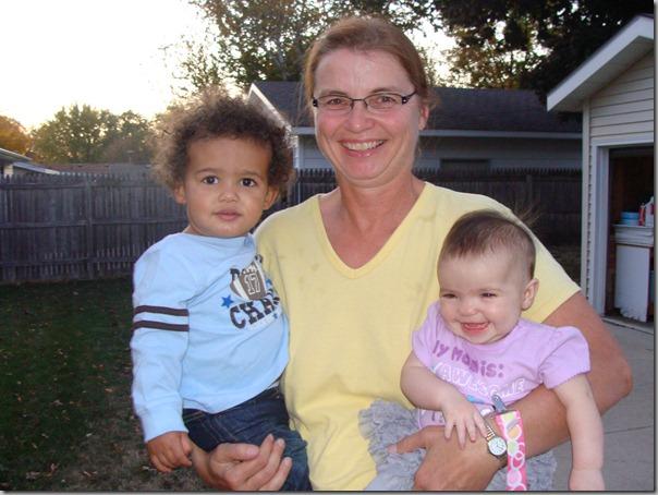 10.5.11 Grandma & Hayden