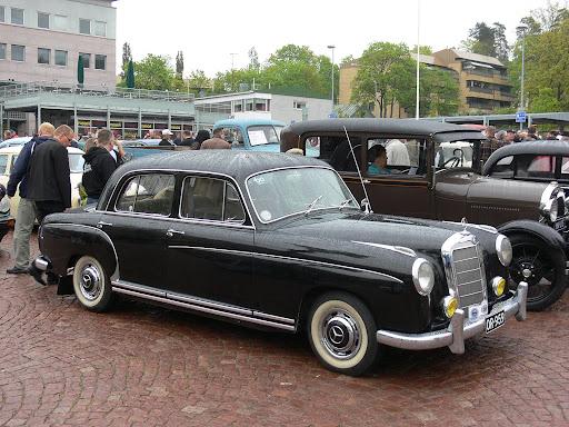 Mercedes Benz 220 S 1958