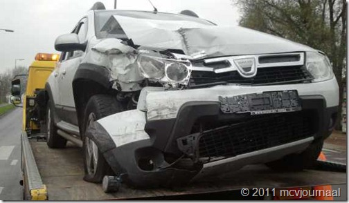 Dacia Duster Ed totalloss 09