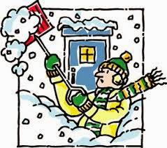Snowshovelling
