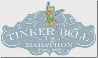 Tinkerbell Half Marathon Logo