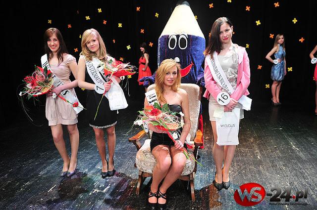 Silna reprezentacja TOR na Wyborach Miss Ekonomika 2012