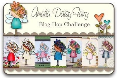 Amalia Daisy Fairy Blog Hop Challenge