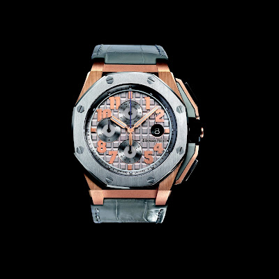 2013 audemars piguet royal oak offshoe 31 Audemars Piguet Royal Oak Offshore LeBron James Limited Edition