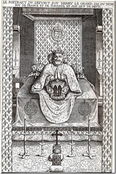 Чучело Генриха IV