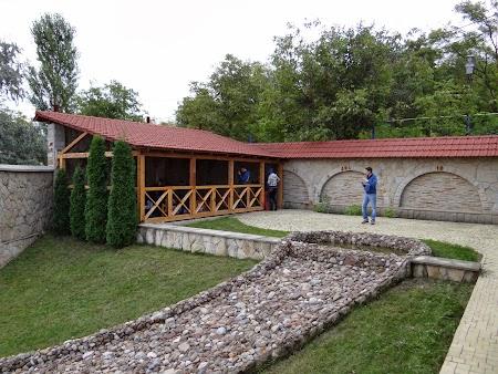 Basarabia - Drumul Vinului. Vinaria Salcuta