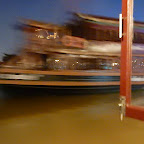 サイゴン川クルーズ船