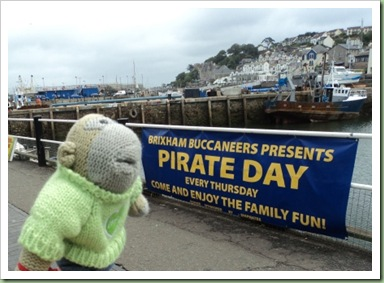 Brixham Pirate Day 2