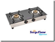 Buy Usha Maxus Gs3 001 3 Burner Cook Top at Rs. 3990 + 40% Paytm Cashback