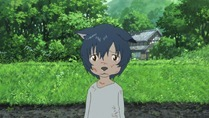 Ookami Kodomo no Ame to Yuki - Movie - Large 30
