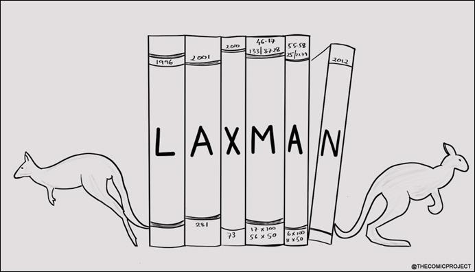 VVS Laxman - The End