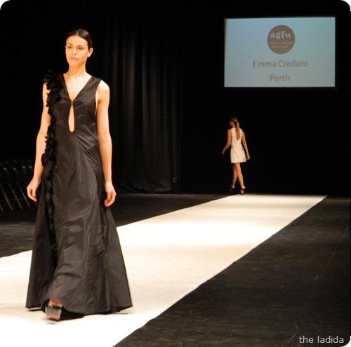 Emma Credaro - AGFW Fashion Show (2)