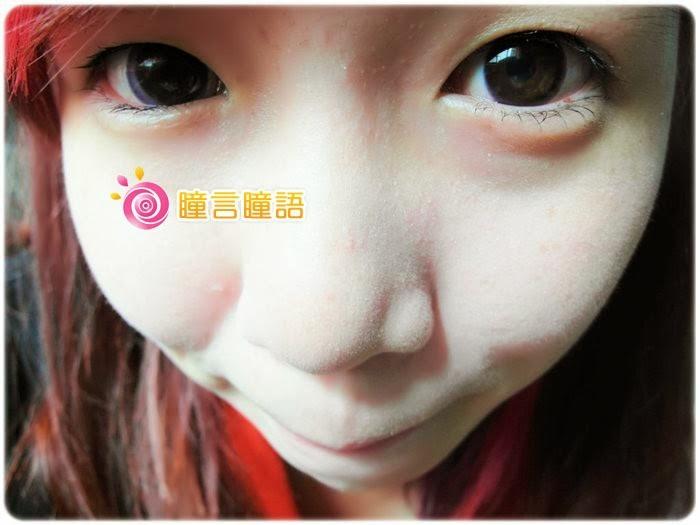 日本EOS隱形眼鏡-自然蘿莉灰7