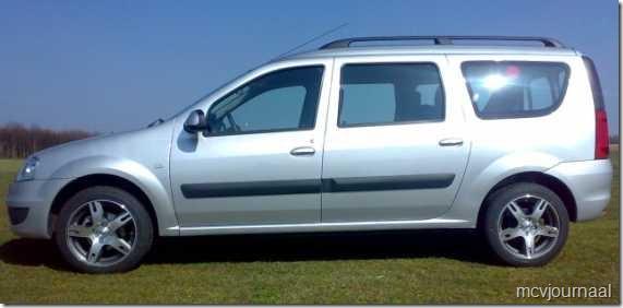Dacia Logan MCV velgen 02
