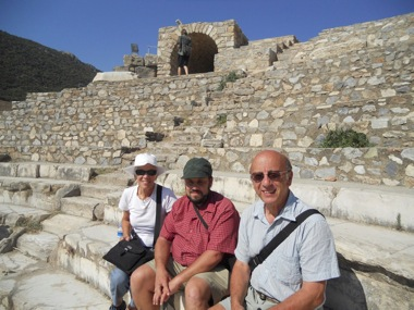 Ephesus amphetheater