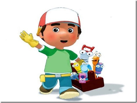 Wallpaper Handy Manny (8)