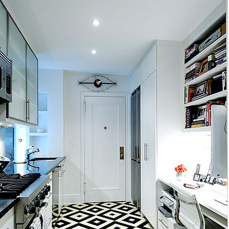 Love it or Leave it: Patterned Floors