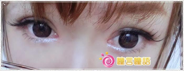 日本KRIAKRIA隱形眼鏡-Sweety Eye 糖果巧克力10