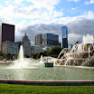 Chicago IL - Buckingham Fountain