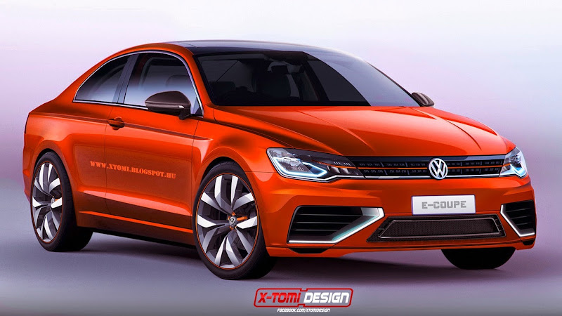 Image Gallery Vw 2017 Coupe