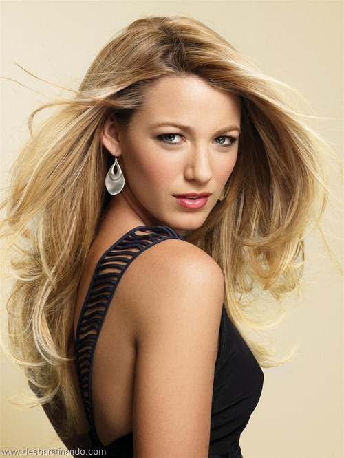 Blake Lively linda sensual Serena van der Woodsen sexy desbaratinando  (8)