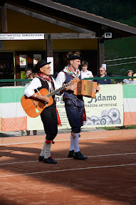 costume dell' ottocento Bresciano