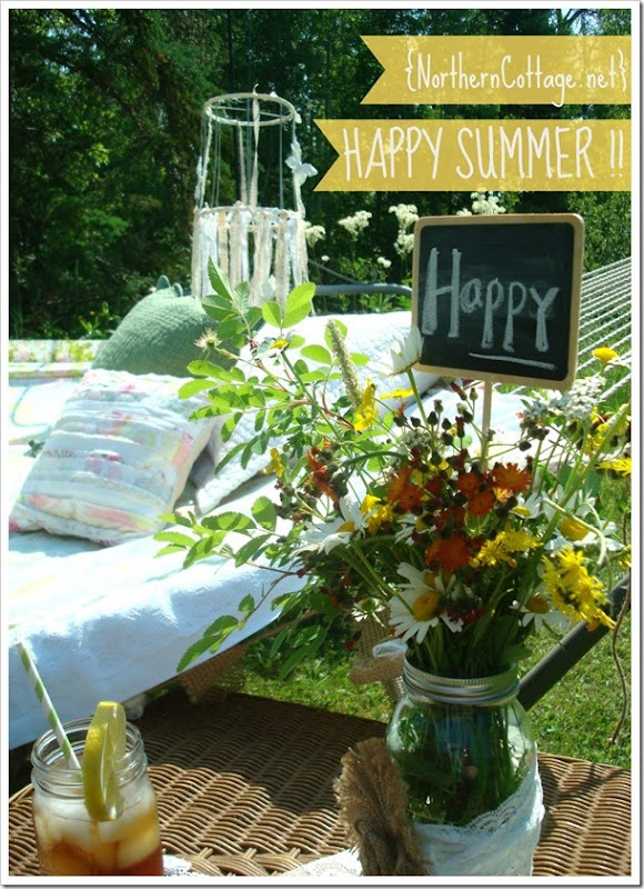 {NorthernCOTTAGE} - HAPPY SUMMER!!