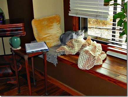 windowseat writing