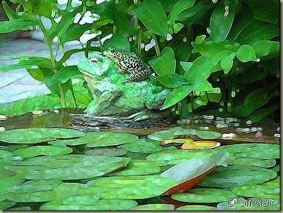 realfrogonstonefrog