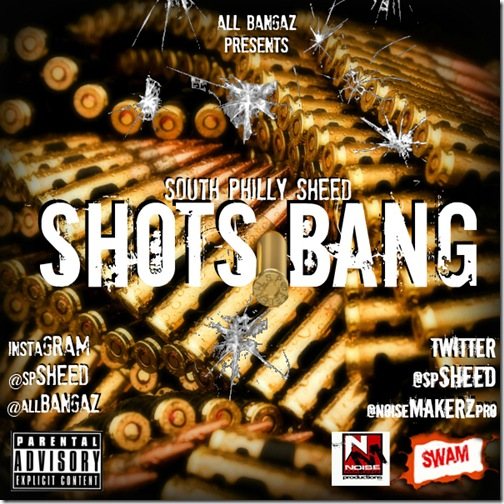 sp.sheed shots bang single art work