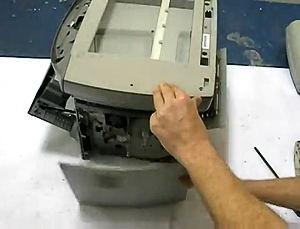 Fix HP 3300 3330 Scanner Bulb Warm Up Error (6)
