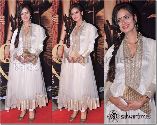 White_Shimmering_Net_Salwar_Kameez