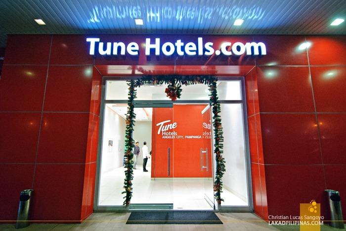 Clark's Tune Hotels