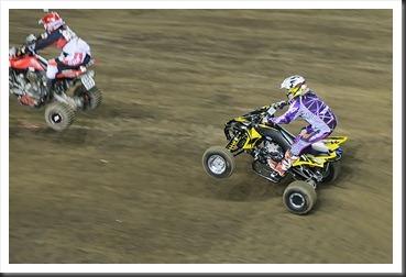 Patrick Manley at Motorama Arenacross