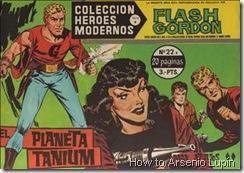 P00023 - Heroes Modernos Serie B