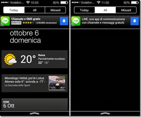 Espier Notification iOS7