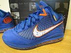 nike air max lebron 7 pe hardwood royal 4 06 Yet Another Hardwood Classic / New York Knicks Nike LeBron VII