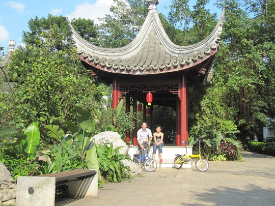 Bicycling in China