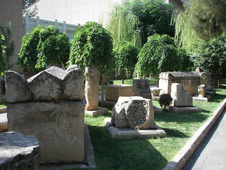 Obiective turistice Turcia: muzeu arheologie Harran