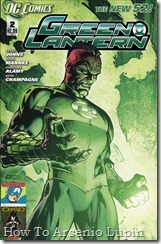 P00004 - Green Lantern #2 - Sinest
