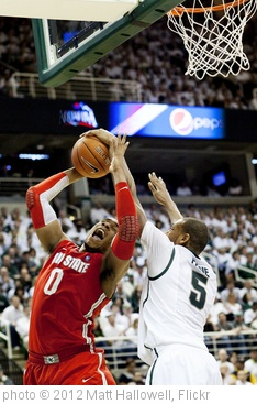 'MSU vs. Ohio State' photo (c) 2012, Matt Hallowell - license: http://creativecommons.org/licenses/by/2.0/