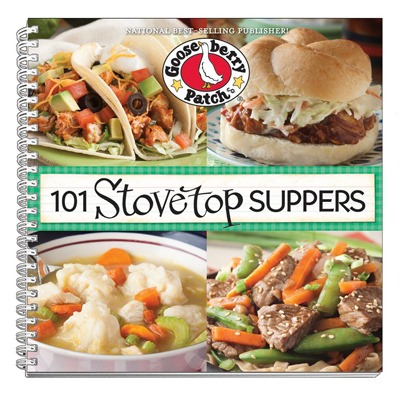 101 Stovetop Suppers