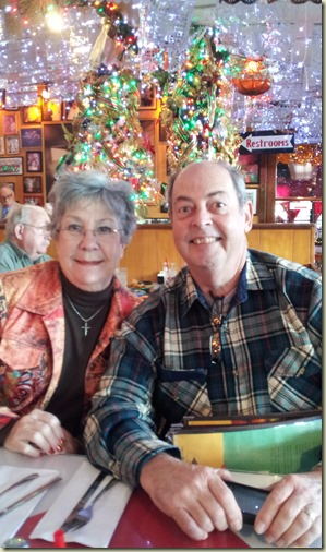 Mi Tierra Lunch Mike & Terri DeBuskSan Antonio, TX 3-3-13_1
